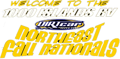 1000 Islands RV DirtCAR Northeast Fall Nationals Logo