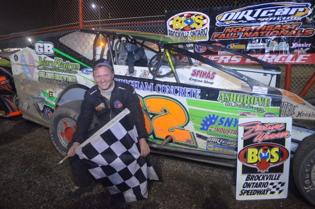 ERICK RUDOLPH WINS A THRILLER ON 1000 ISLANDS RV FALL NATIONALS AT BROCKVILLE, RAABE CLAIMS TITLE