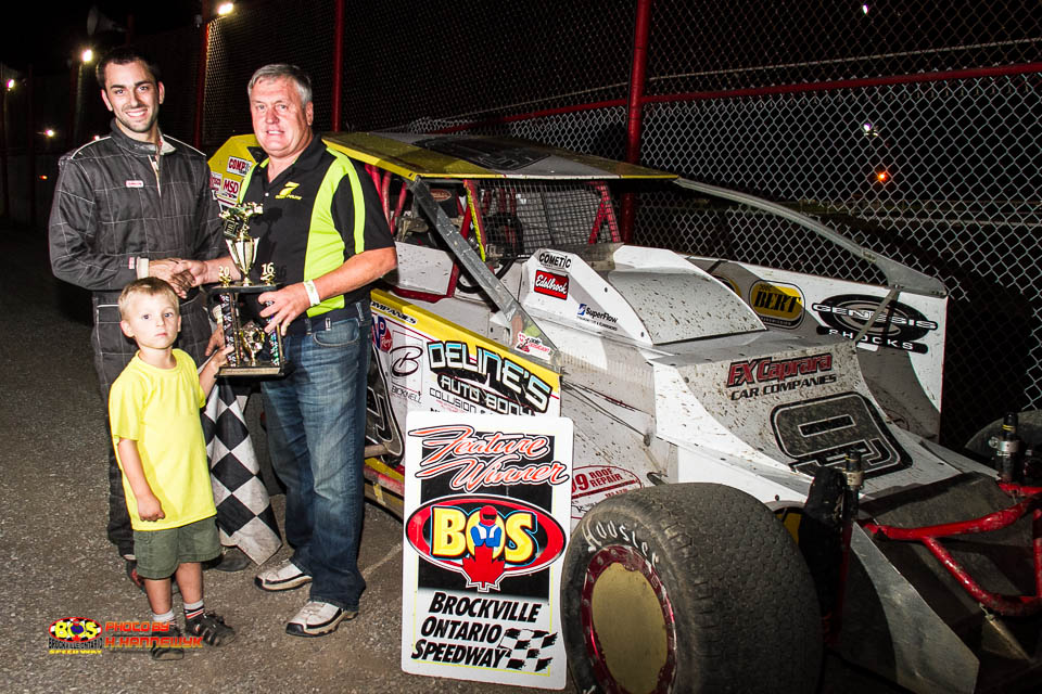 JORDAN MCCREADIE MASTERS THE BULLRING AT BROCKVILLE FOR THE 2ND TIME IN 2016