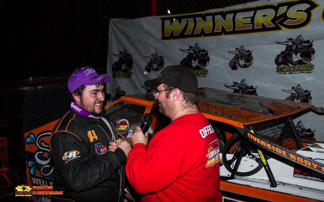 Ferguson and Bushey Score Wins, Root and Beauchamp are Champs at Brockville