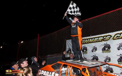 David Hebert Cashes In With $10,000 Brockville Bullringer 110 Victory