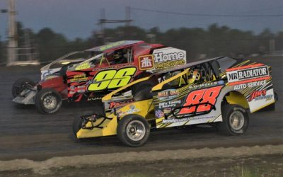 Ogilvie's Auto & Fleet Series Returns to Brockville Ontario Speedway