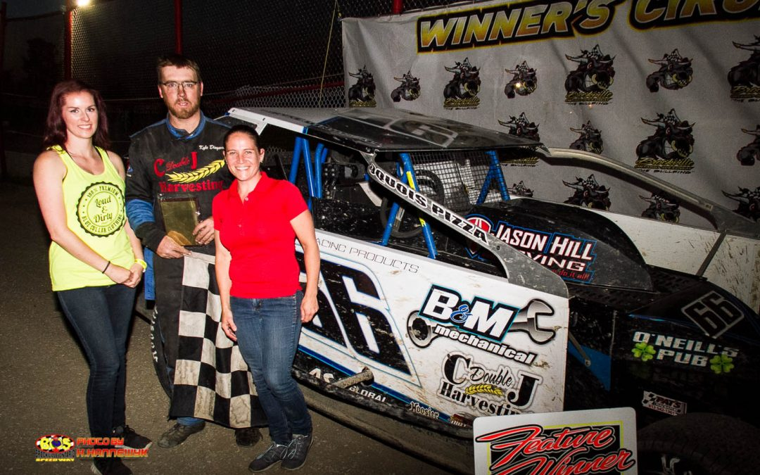 Dingwall Dominates At Brockville