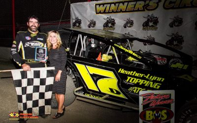 Twice Is Nice For Danny O'Brien Scores Back to Back and Third 358 Win of The Season