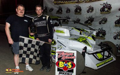 Ryan Arbuthnot Scores Opening Night Win At Brockville