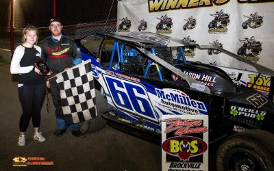 Dingwall Does it at Brockville
