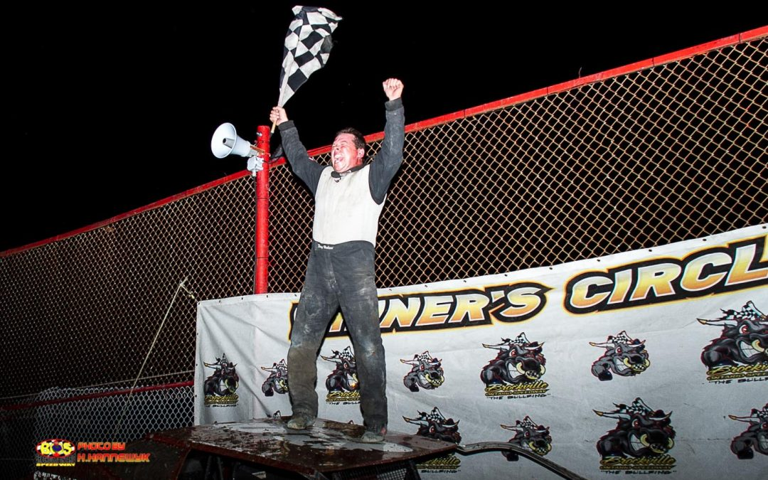 Chris Herbison Wins at Brockville