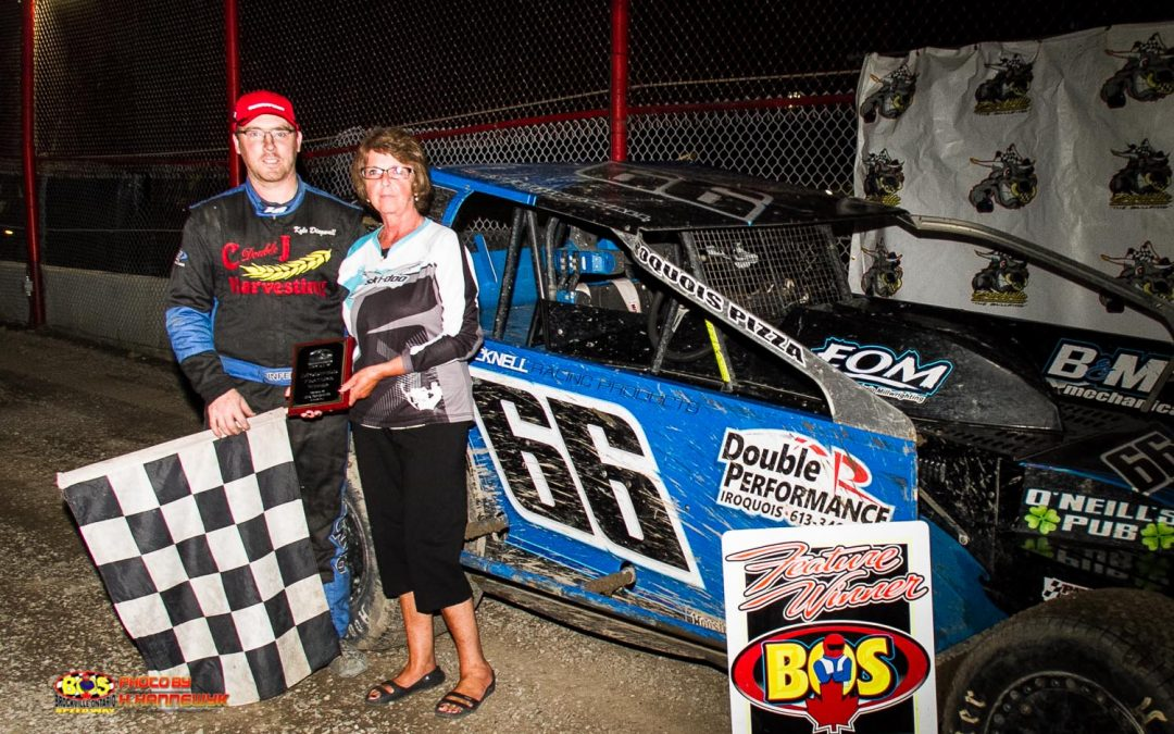 Kyle Dingwall Dominates At Brockville