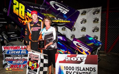 Steve Poirier Powers To ESS Victory At Brockville