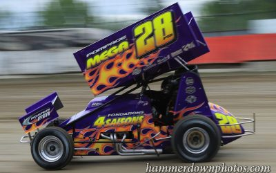 Steven Poirier Tops ESS Sprint Field At Brockville