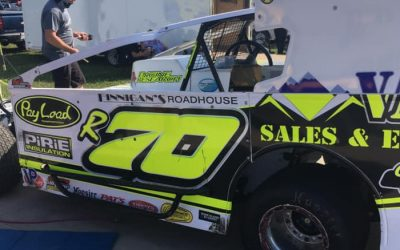 Ryan Arbuthnot Sails his was to Beat the Clock title at Brockville