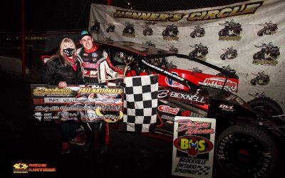 Williamson Bags Ten Thousand in Fall Nationals Triumph at Brockville