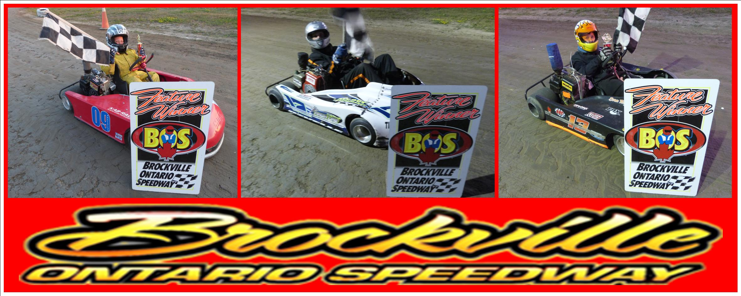 ANDERSON AND REVELLE SCORE FIRST EVER WINS WHILE EVAN REYNOLDS FINALLY BREAKS THROUGH AT BROCKVILLE