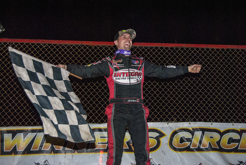 Mat Williamson Outlasts the Competition at Brockville Ontario Speedway