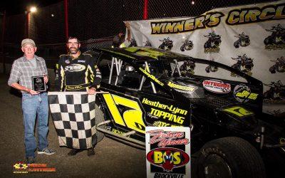 Danny O'Brien Outruns Kyle Dingwall At Brockville