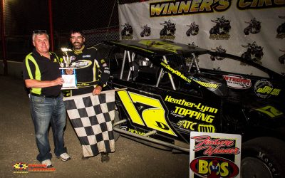 Danny O'Brien Kicks Off August with Big Win