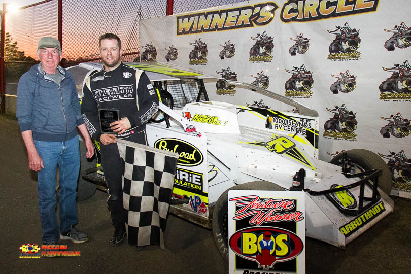 Ryan Arbuthnot Doubles Up On Weekend With Brockville Victory