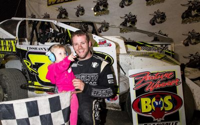 Ryan Arbuthnot Continues 358 Modified Johnathon Ferguson Ends Bad Luck with Sportsman Triumph