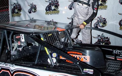 Tim Fuller Soars To First Brockville 358 Modified Win in Fifteen Years Cyr Grabs First Career Sportsman Checkered Flag