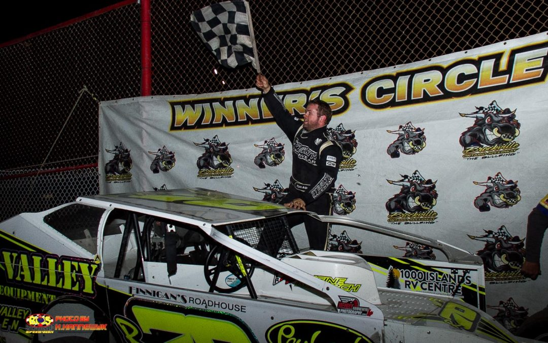 Ryan Arbuthnot Stays Hot At Brockville