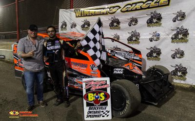 Maresca Goes Back-To-Back On Weekend With Brockville Win