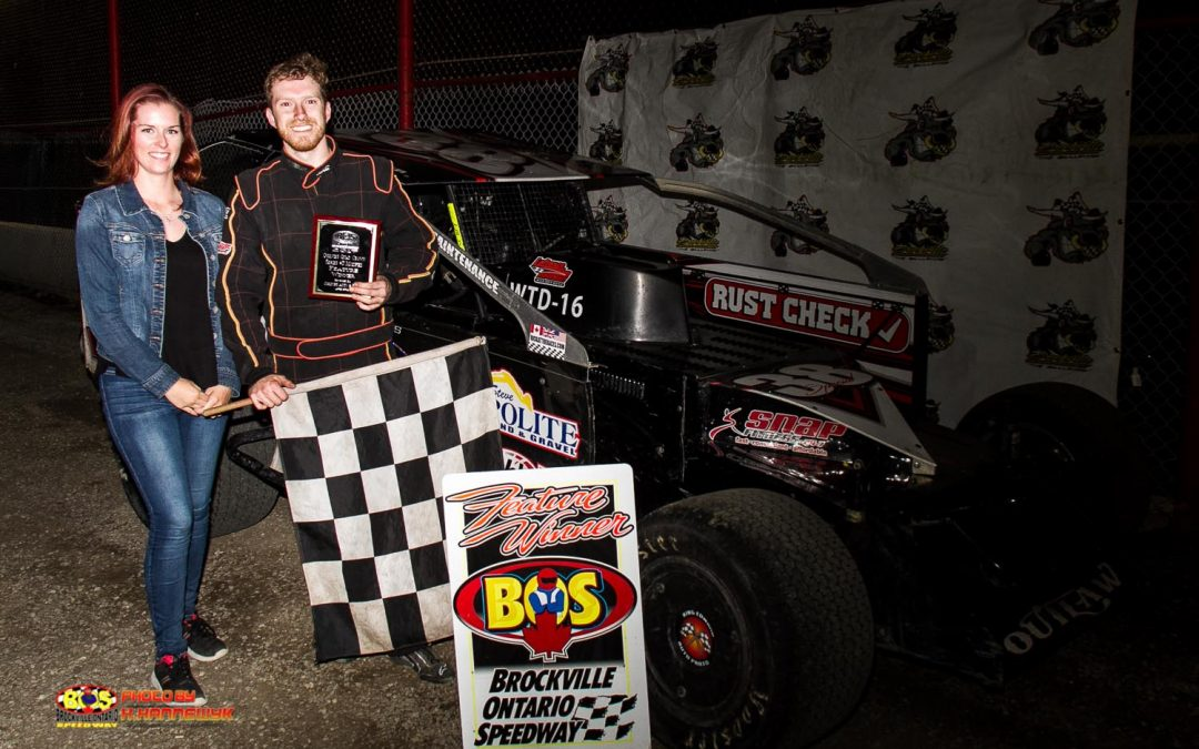 Luke Whitteker and Ryan Scott Claim 2nd Straight Ogilvie's Series Wins at Brockville