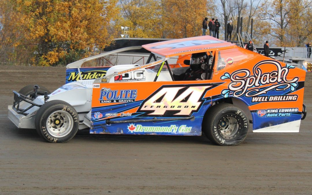 Brockville Ontario Speedway's 2020 Schedule Rolls off the Presses