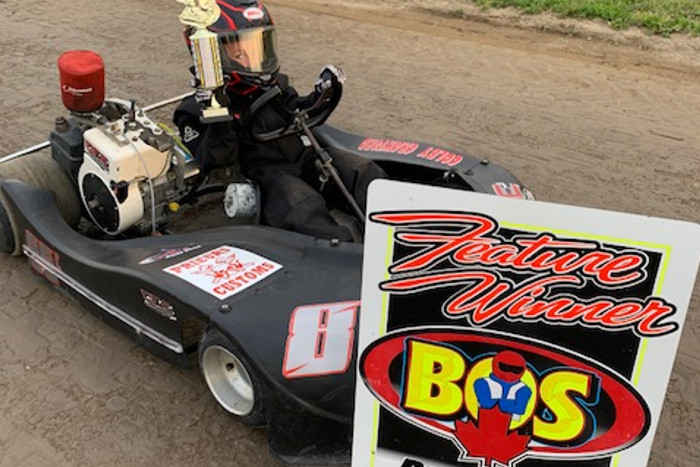 RACING RETURNS TO THE BOS IN 2020 WITH KARTS TAKING CENTER STAGE!