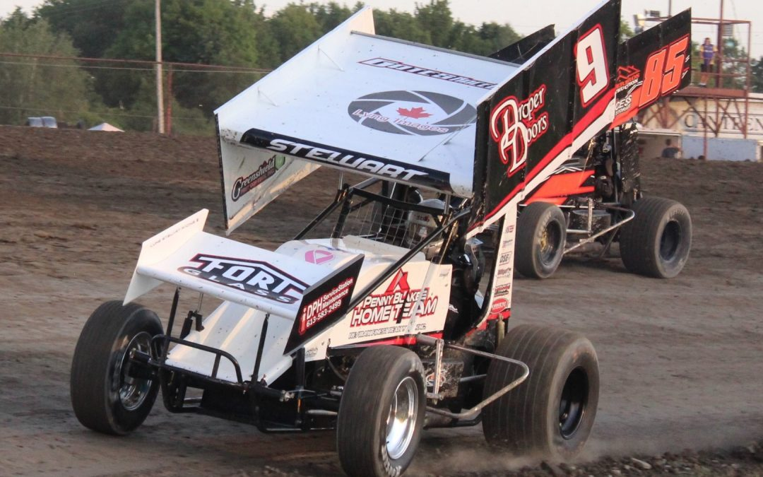 2020 Brockville Speedway Regular Season Finale Waits in the Wings