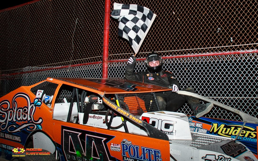 Ferguson Authors Dominant Performance in First Sportsman Win at Brockville