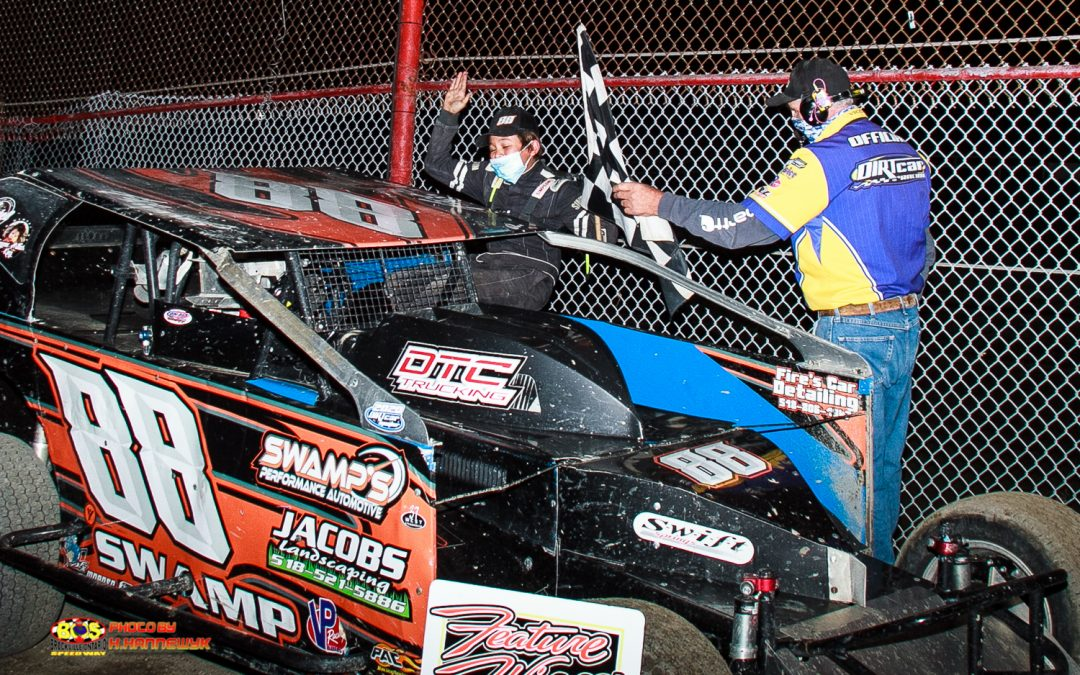 Modifieds added to September 5