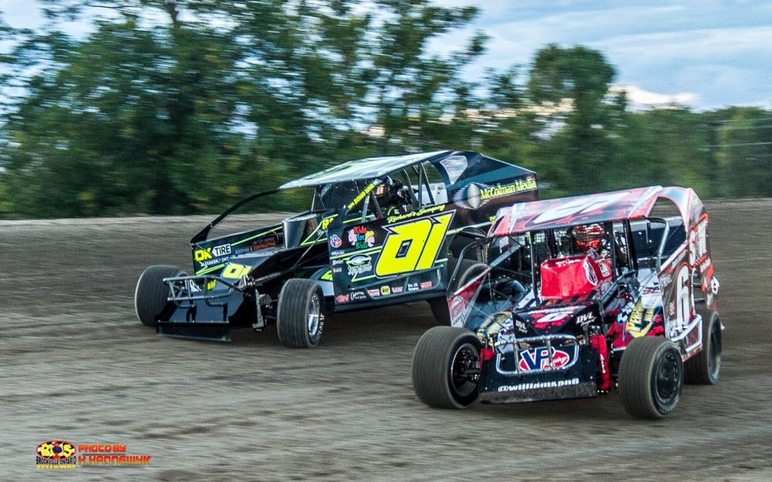 Double the Excitement added to Brockville Dirt Outlaw Apparel Fall Nationals
