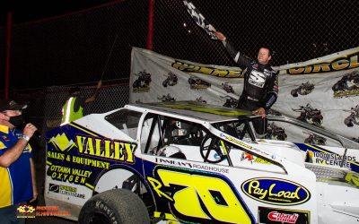 Arbuthnot and Herrington return to Brockville Victory Lane with Ogilvie's Series wins