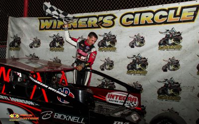 Herrington and Cyr Double up while Williamson, Raabe and Cook claim season firsts at Brockville