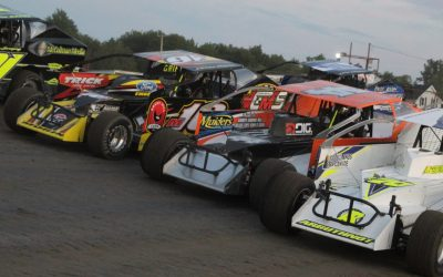 Big Money Waits for the Small Block Modifieds at Brockville Speedway