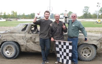 Marsolais Berend and Cryderman tame the Monster Endruo at Brockville